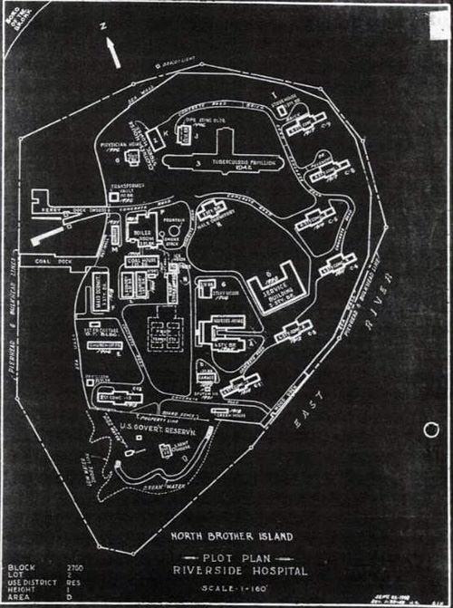 LUGARES ABANDONADOS-LUGARES OLVIDADOS (sitios fantasma en el mundo) North_brother_map