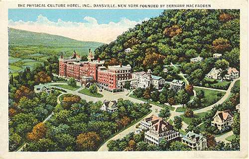 Photos Of Jackson Sanatorium