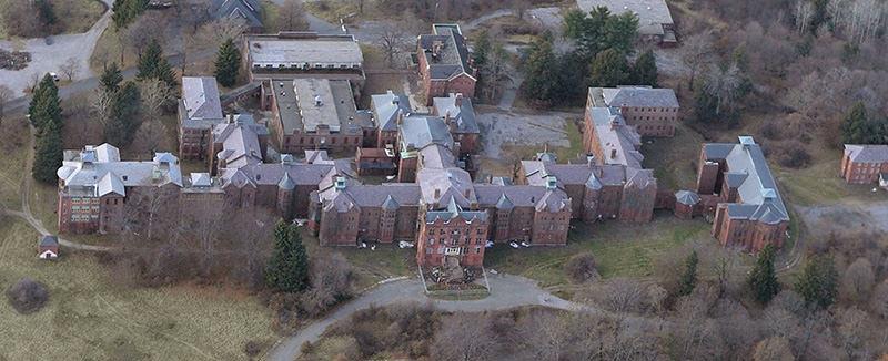 Northampton State Hospital An Abandoned Kirkbride