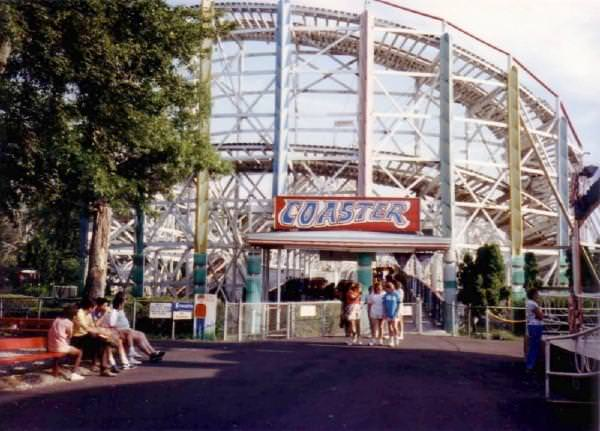 Lincoln Park: an Abandoned Amusement Park in North ...