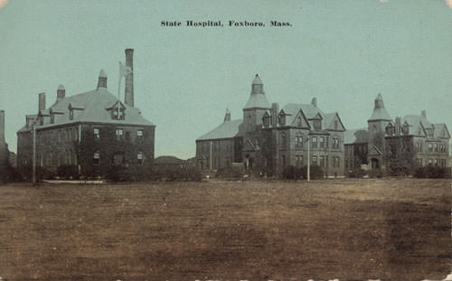 Foxboro State Hospital An Abandoned Psychiatric Hospital In Foxboro Ma