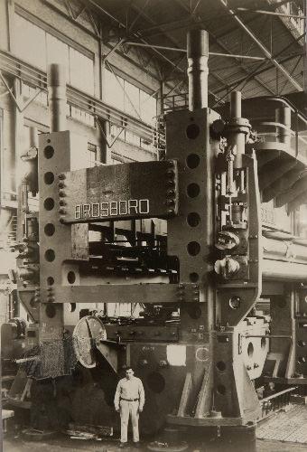 Armorcast (Birdsboro Steel Foundry and Machine Co): an ...