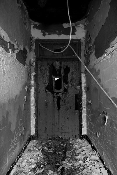 Morgue Entrance