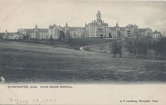 Worcester State Hospital An Abandoned Kirkbride Building