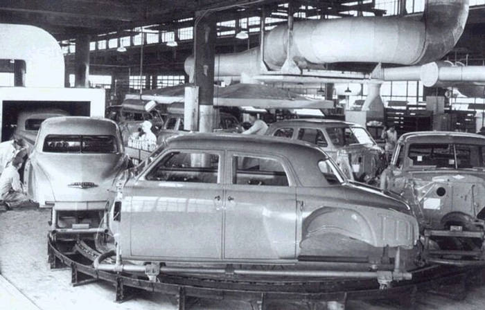 Used Car Factory >> Studebaker Stamping Plant: an Abandoned Car Manufacturing Plant in South Bend, IN
