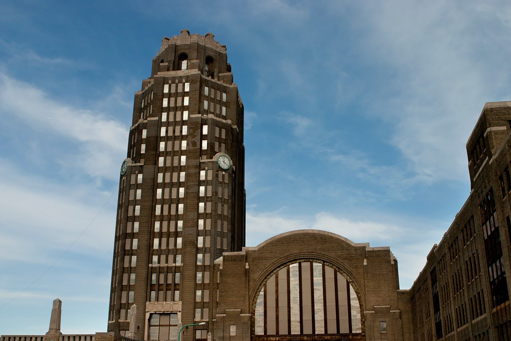 Buffalo Central Terminal: an Abandoned Train Station in ...