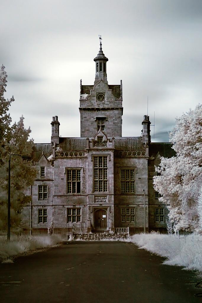 The Asylum Photo Of The Abandoned North Wales Hospital Denbigh Asylum