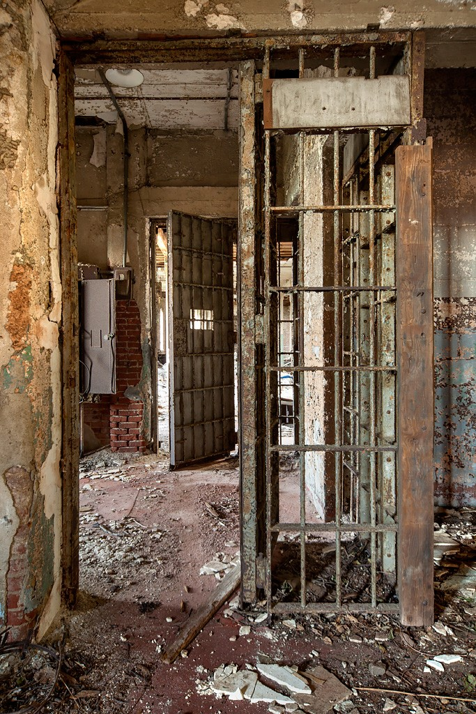 Containment Photo Of Hart Island