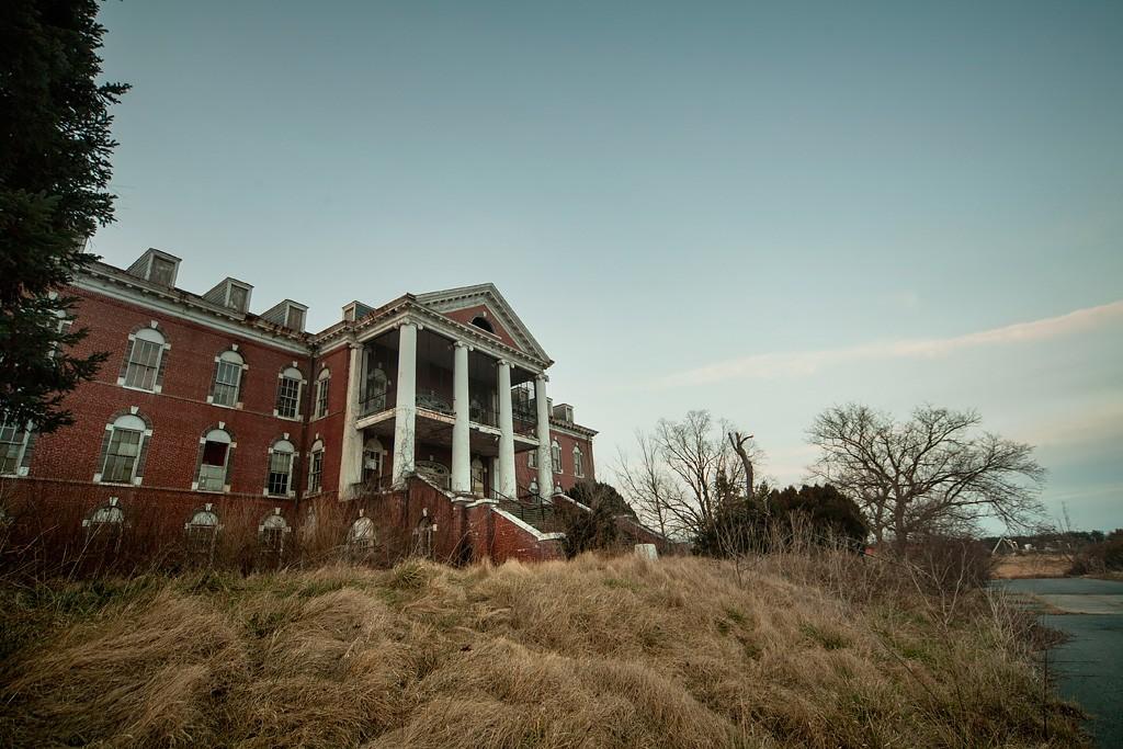 Dejarnette Sanitarium An Abandoned Developmental Center In Staunton Va