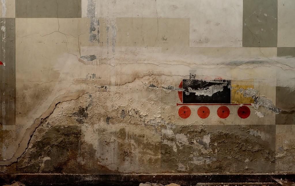 Italian Food Near Me Abandone Building Casa: Photo Of The Abandoned Hotel Heinrich Heine