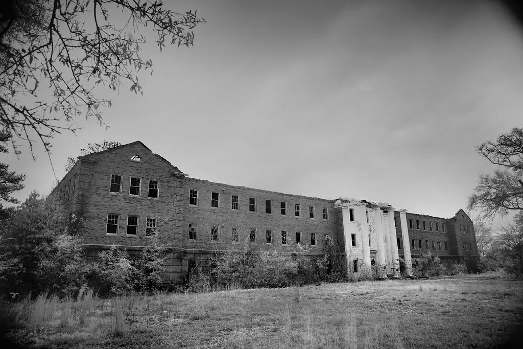 Jemison Center An Abandoned Psychiatric Hospital In Northport Al