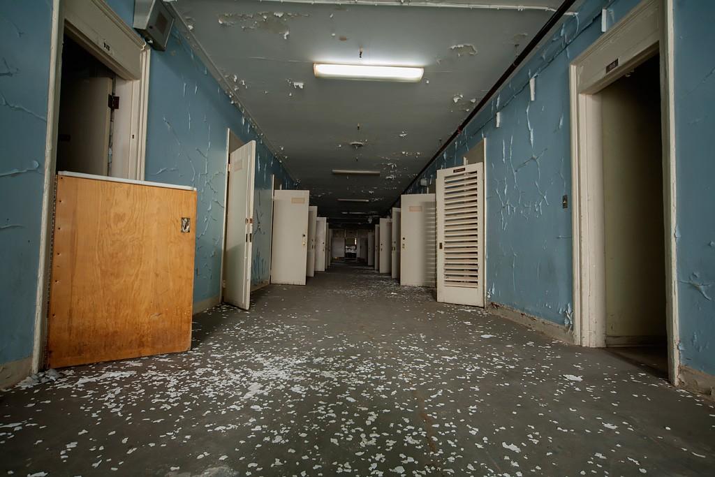Bryce Hospital An Abandoned Kirkbride Building In Tuscaloosa Al