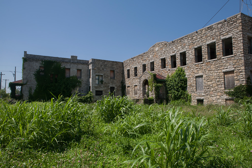Wheatley Provident Hospital An Abandoned Hospital In Kansas City Mo