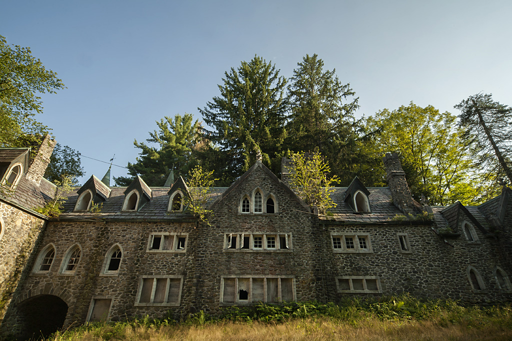Ravenwood Castle Pseudonym An Abandoned Residence At At