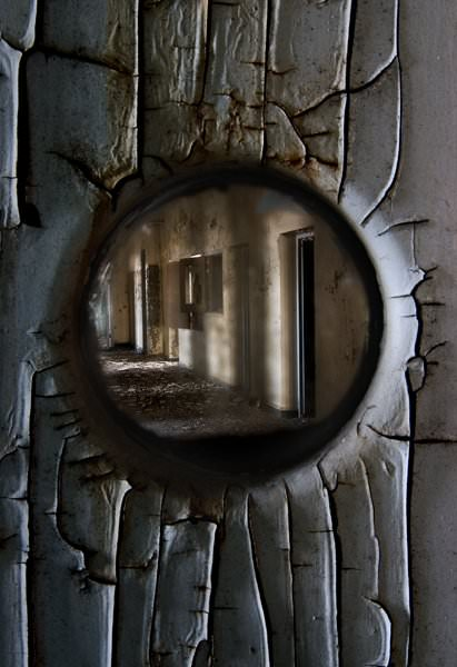 Seclusion View - Photo of the Abandoned Northwood Asylum