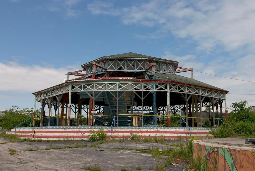 Lincoln Park Amusement Park Rhode Island
