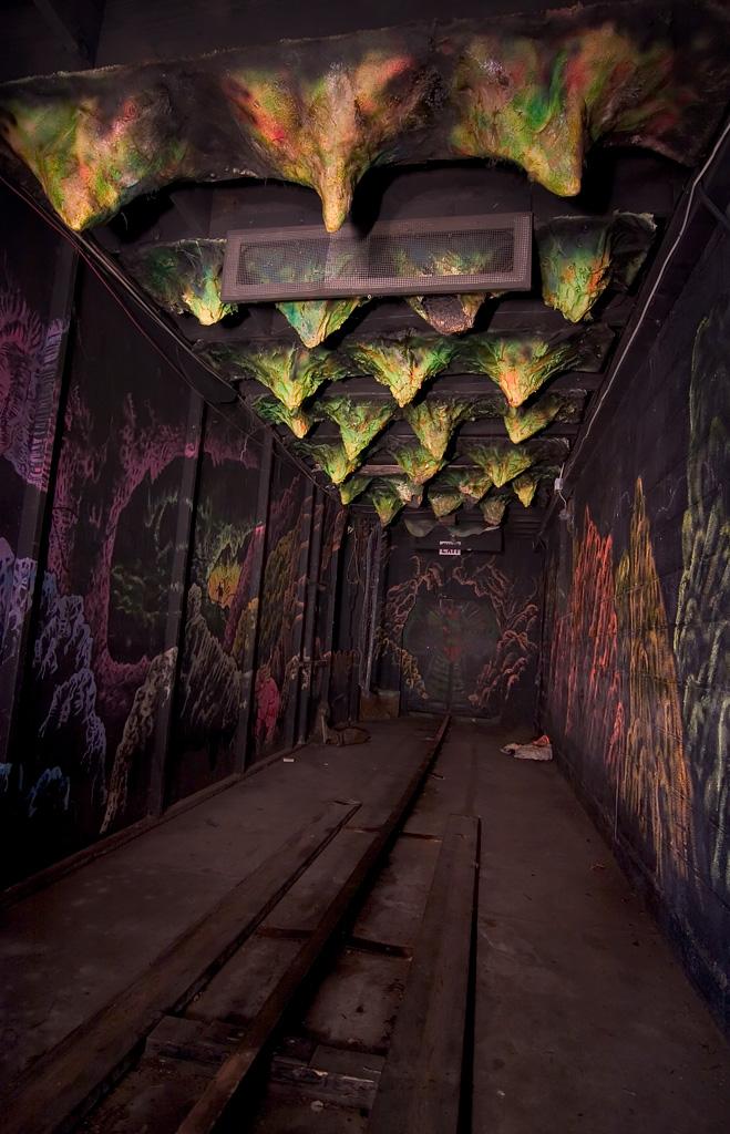 Cave Hallway