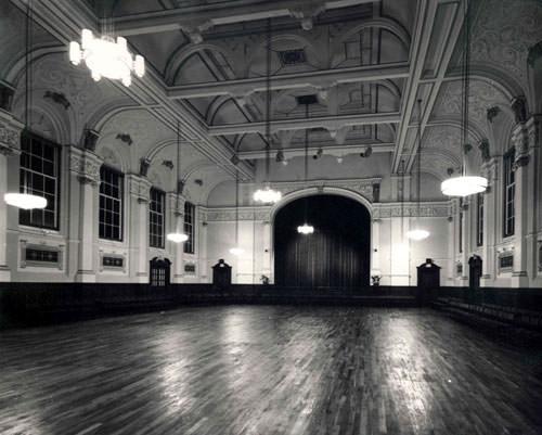 Main Hall Photo Of The Abandoned North Wales Hospital