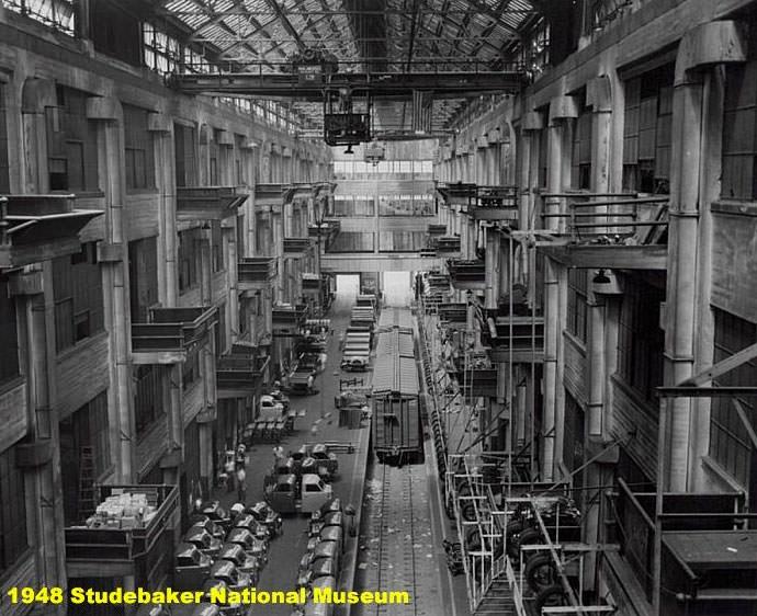 Studebaker Plant - 1948