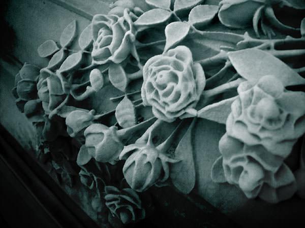 Greenmount Cemtery Baltimore flowers
